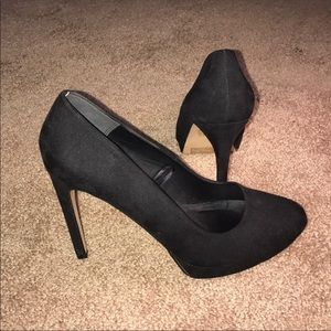 ❗️Black High Heels
